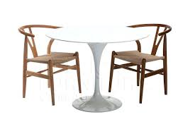tulip table knock off tulip furniture tulip dining table and set of five tulip chairs by