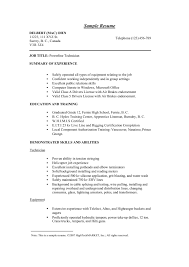 Sample Resume For Chef Position by Live Center Resume