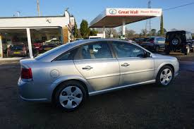 used 2007 vauxhall vectra elite cdti v6 5dr with full leather