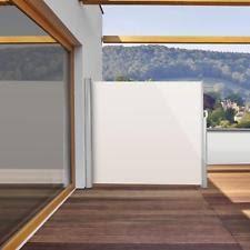 seitenmarkise balkon seitenmarkise seitenwandmarkise markise windschutz sichtschutz