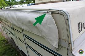 Awning Place How To Secure An Rv Awning Bag To Keep It From Flapping Around
