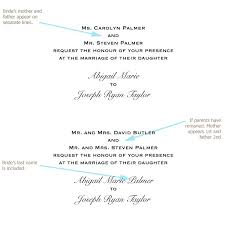 Wedding Announcement Wording Examples 26 Wedding Invitation Wording Examples With Parents Vizio Wedding