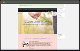 wedding web wedding websites online wedding rsvps planning pod