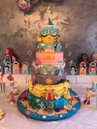 the cakes the 25 best princess cakes ideas on princess birthday