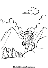 free places coloring pages thelittleladybird com