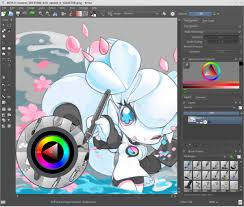gimp design krita kde s powerful graphics editor takes on linux magazine