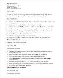 46 professional marketing resume free u0026 premium templates
