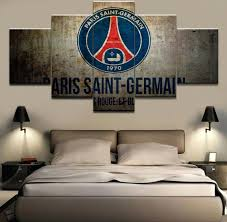 wall ideas paris wall art decor 5 piece hd print paris saint