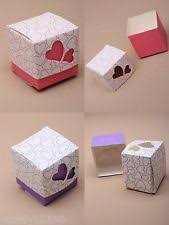 gift boxes small flat pack ebay