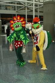 Bowser Halloween Costumes Bowser Jr Petey Piranha Ax Nintentoys Deviantart