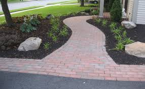 Decorative Landscaping Decorative Landscape Curbing In Mechanicsburg Pa Red Rock