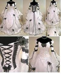 Black Wedding Dress Halloween Costume 25 Emo Wedding Dresses Ideas Halloween