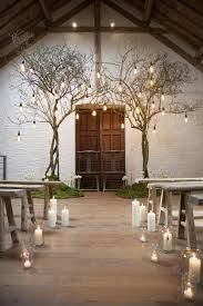 wedding ceremony decoration ideas you can definitely use edison bulbs and candles in decorating your