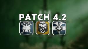 Patch 5 4 Siege Rainbow Six Siege Patch 4 2 Meta Changes Siege Mid Season