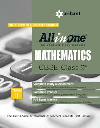 all in one mathematics cbse class 9th term ii amazon in sanjeev