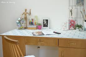 papier peint bureau avant après le bureau scandinave écolo autour du