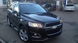 chevrolet captiva 2011 chevrolet captiva tuning youtube