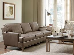 Leather Sofa Cypress Point Hughes Leather Sofa Lexington Home Brands