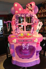 Minnie Mouse Bowtique Vanity Table Minnie Mouse Sweet Surprise Kitchen Minnie Mouse Mice And Kitchens