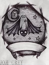 bat tattoo design by thekingofmoths deviantart com on deviantart
