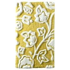 duck bath rug mat jeux de decoration Yellow Duck Bath Rug