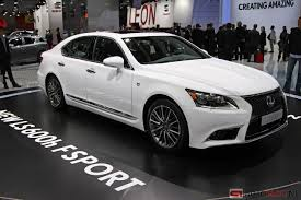 lexus isf body kit uk wald releases lexus ls f sport executive line body kit page 23
