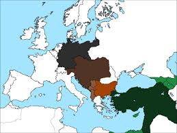 Map Of Germany And Austria by Map Of Europe If The Central Powers Won World War I Youtube