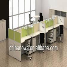 Modular Office Furniture Modular Office Furniture Workstation 60 30 Thickness Panel Oem