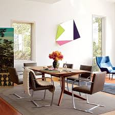 Coastal Living Dining Rooms Colorful And Modern Beach House Coastal Living