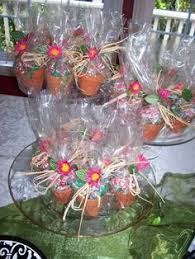 bridal luncheon favors when i was a kid we use to sing a song church called bloom where