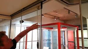 glass door pivot hardware hafele hawa variotec u0027slide n pivot u0027 door system youtube