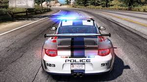 police porsche need for speed pursuit porsche 911 gt3 rs police test