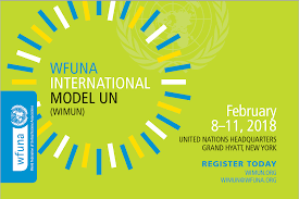 best delegate model united nations