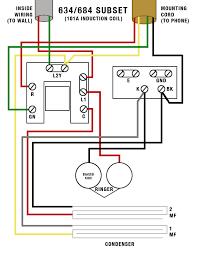 wiring diagram western electric 634a wiring wiring diagrams