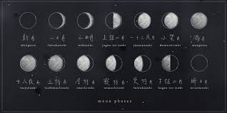 invisible tides the meaning of moon phases rikumo journal