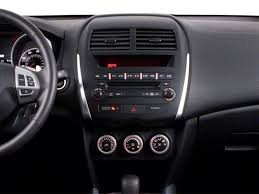 mitsubishi rvr 2012 interior 2012 mitsubishi rvr price trims options specs photos reviews