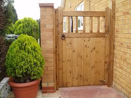 wooden gates cape town metal backyard gates for more beauty