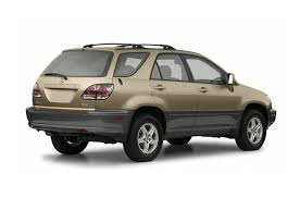 how much is a lexus suv 2003 lexus rx 300 overview cars com