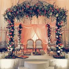 Mandap Decorations Stunning Mandap Decor Ideas For The Indoor Wedding