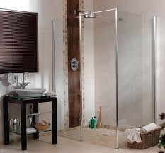 Bathroom Designs With Walk In Shower by Small Brick House Replace Bathroom Window With New Walkin Shower