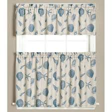 collection in seashell curtains bathroom inspiration with seashell