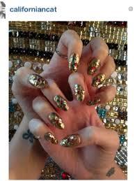 met ball 2013 celebrity nail art