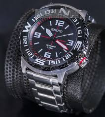 black bracelet mens watches images Srp445k1 seiko watches wholesale kensington jpg