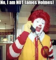 James Holmes Meme - meme creator no i am not james holmes