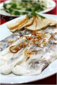 how must food be kept in a steam table banh cuon vietnamese steam rice rolls