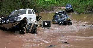 Ford Trucks Mudding 4x4 - 1 10th rc truck mud bogging offroad 4 4 adventures muscle cars