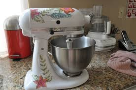 Kitchen Aid Mixers by Ktichen Aid Mixer Decals