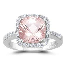 pink wedding rings best 25 pink diamond engagement ring ideas on pink