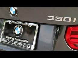 bmw of catonsville 2017 bmw 3 series baltimore md woodlawn md 470185 sold