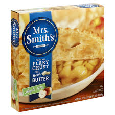 mrs smith u0027s original flaky crust apple pie shop pies at heb